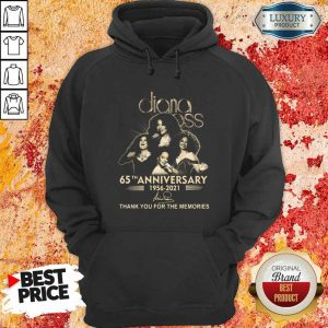 Angry Diana Ross 65th Anniversary 1956 2021 Hoodie