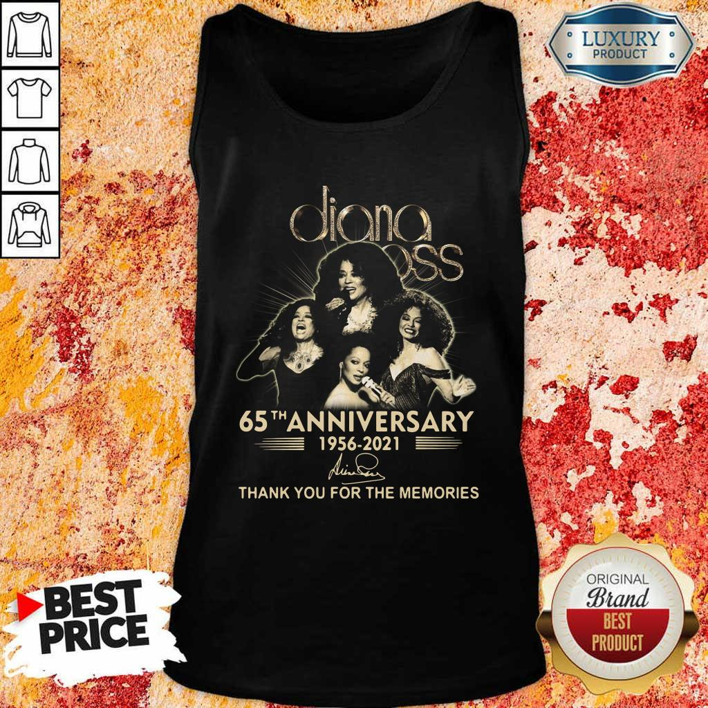 Angry Diana Ross 65th Anniversary 1956 2021 Tank Top