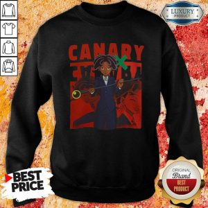 Annoyed Canary Hunter X Hunter 2 Sweatshirt