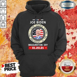 Frustrated Joe Biden Inauguration Day 46th 2021 Hoodie