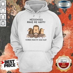 Great Humans Make My Head 2 Hoodie