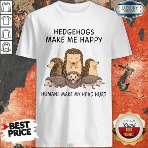 Great Humans Make My Head 2 Shirt