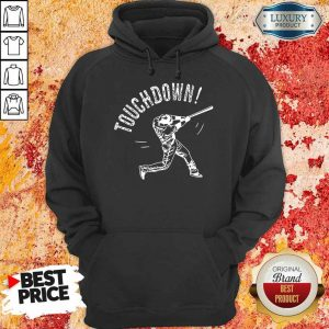 Terrific Touchdown Baseball 2021 Hoodie