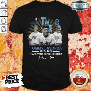 Wonderful Tommy Lasorda 1927 2021 Shirt