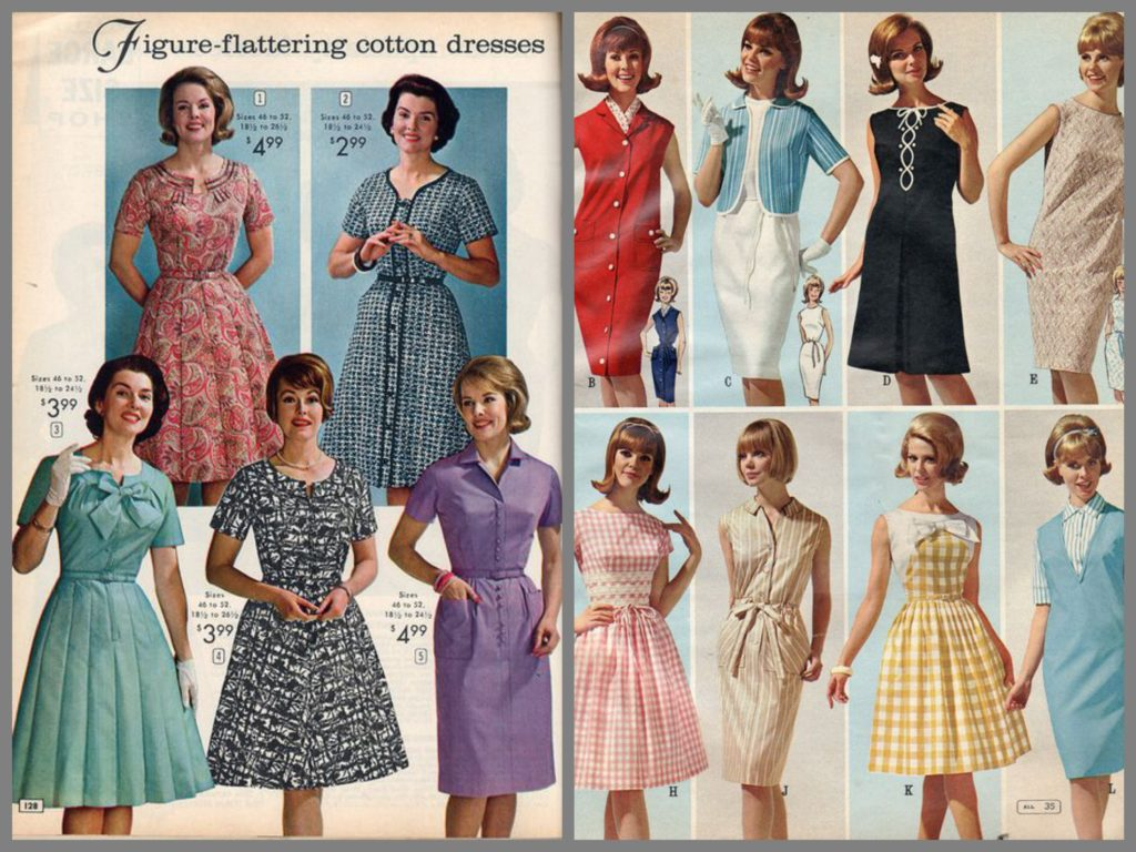 Vintage Fashion And Attraction To Yourself