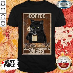 8 Black Cat Drink Just Is the Wrong Shirt