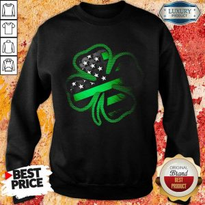 Amused 2021 Firefighter St Patricks Day Sweatshirt