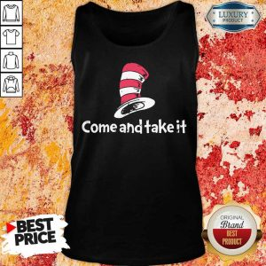 Completely Seuss Come And Take It Tank Top