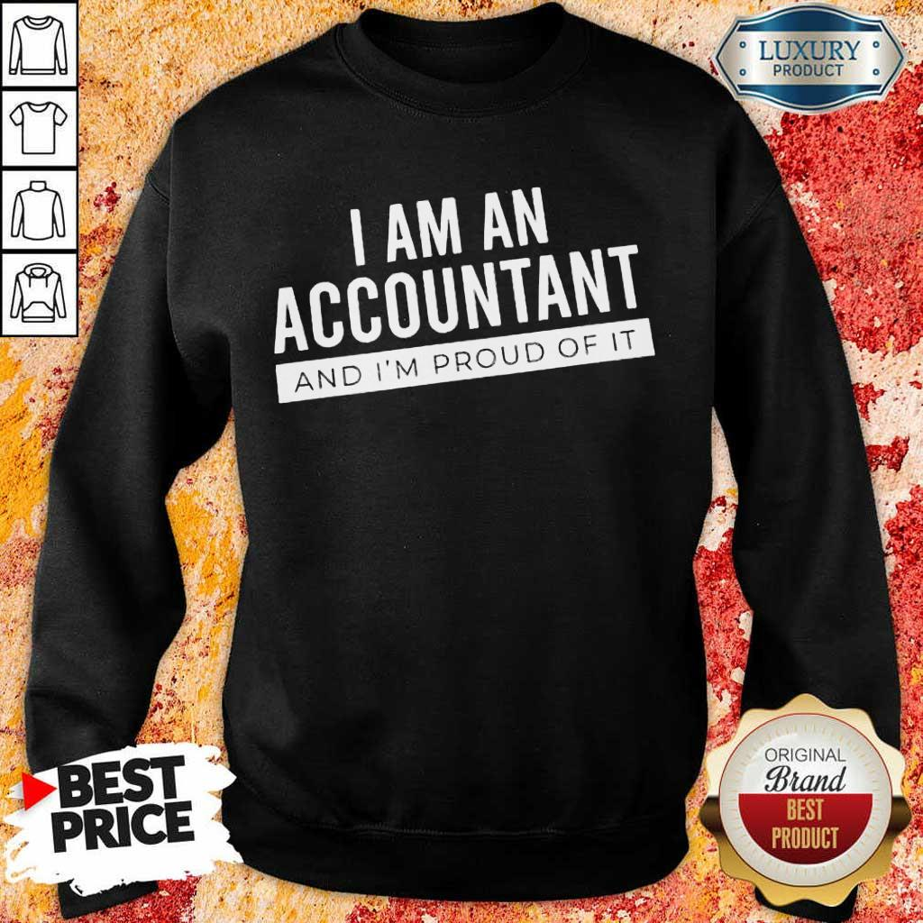 Delighted I Am An Accountant 5 Sweatshirt