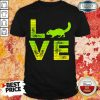 Excited I Love Squirrels Pet 2 Shirt