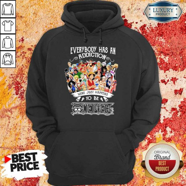 Great 1 Happens To Be One Piece Hoodie