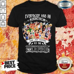 Great 1 Happens To Be One Piece Shirt