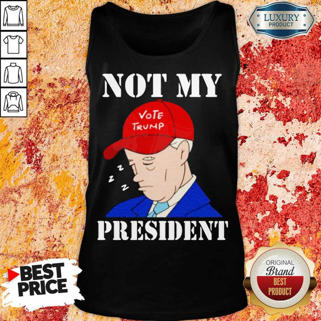 My President Are Just Trump 4 Tank Top