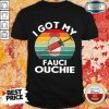 Official My Fauci Ouchie Vintage Shirt
