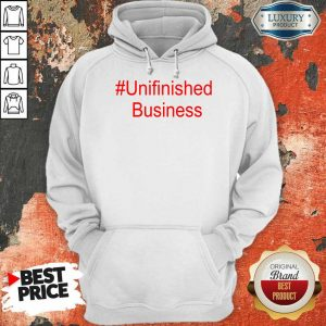 Premium Unfinished 2 Business Hoodie