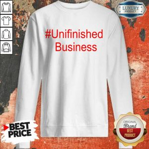 Premium Unfinished 2 Business Sweatshirt