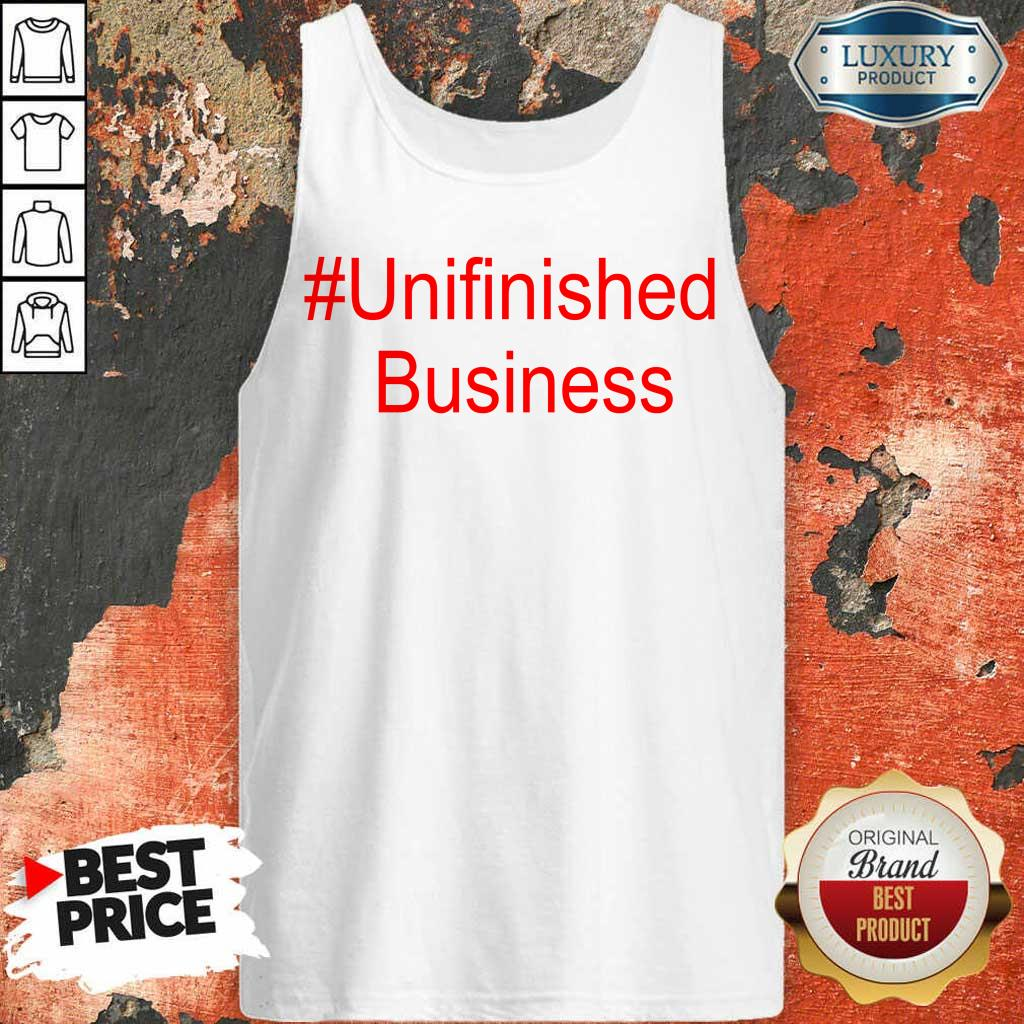 Premium Unfinished 2 Business Tank Top