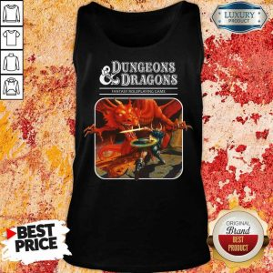 Right Roleplaying Game Dragons 1 Tank Top