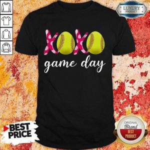 Top Baseball XoXo 10 Game Shirt