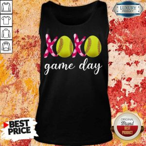 Top Baseball XoXo 10 Game Tank Top