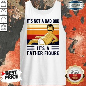 A Dad Bod Father Figure Vintage Tank Top
