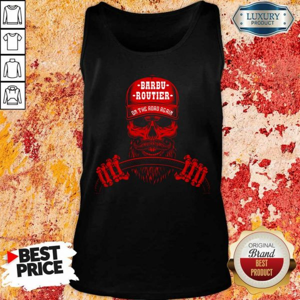 Barru Routier On The Road Again Tank Top