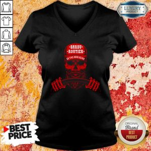 Barru Routier On The Road Again V-Neck